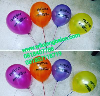 balon printing / sablon - jual | balon printing | balon